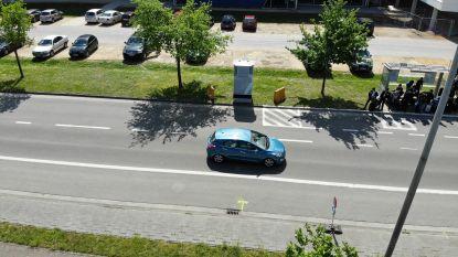 """Onderzoek UGent: """"Gentse superflitspaal Sammeke doet trager rijden... en dan weer versnellen"""""""
