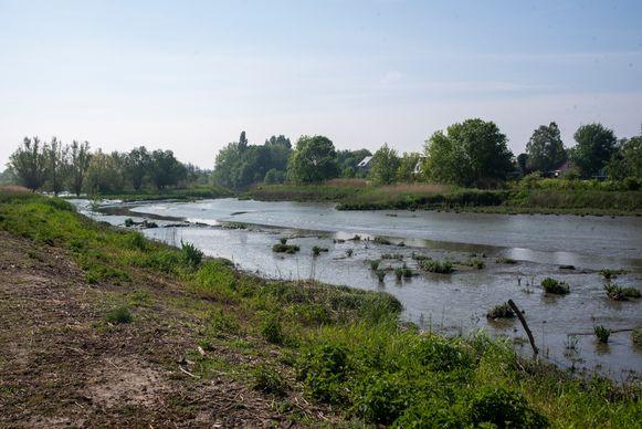 Wijmeers is een gecontroleerd overstromingsgebied maar dat geeft ook knijten.
