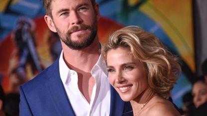 Chris Hemsworth last sabbatjaar in om meer tijd met familie door te brengen