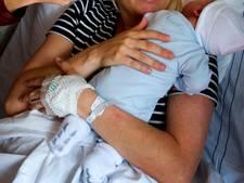 Bevallen met lachgas in ziekenhuis Amstelland