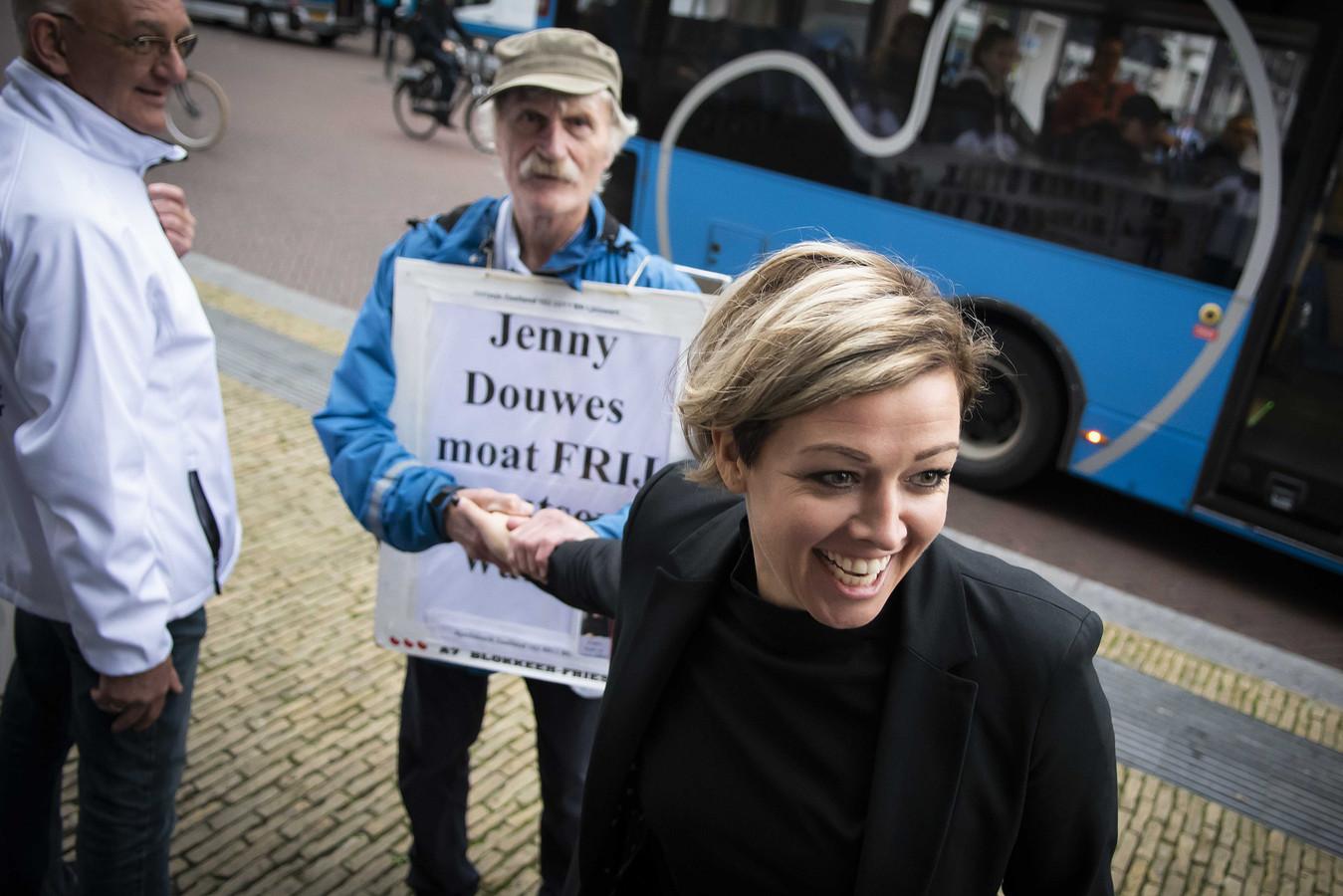 Jenny Douwes.