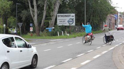 Vergunning voor aanleg van fietstunnel onder kruispunt Leirekensroute - Moorselbaan
