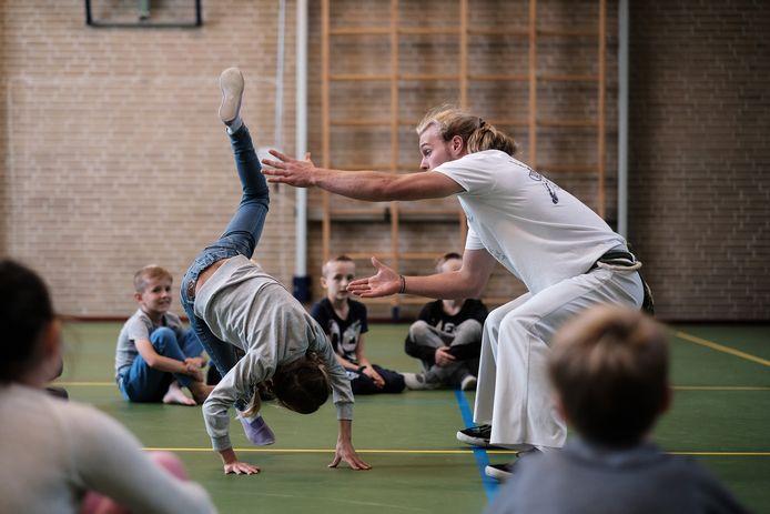 Vandaag wordt in Nieuwegein de grootste capoeirales ter wereld gegeven. Foto ter illustratie.