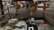 Verkoopster Thais eetkraampje loopt brandwonden op bij incident met vuurpotje