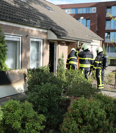 Brand in seniorenwoning in Loon op Zand