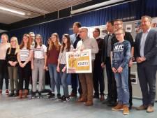 Veluwse scholieren halen 36.513 euro op voor Roemeens kindertehuis