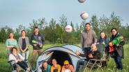 Camping Eugène slaat straks tenten op aan de Keuneleute in Westrozebeke