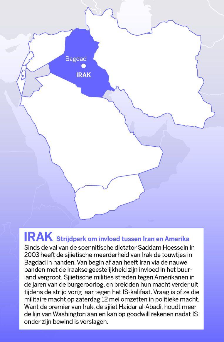 Irak. Beeld