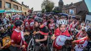 Hitte kan Belcanto Classic niet stoppen: 500 renners zetten beste beentje voor