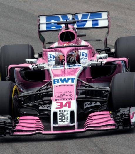 Canadese coureur Latifi volgend seizoen reserve bij Williams
