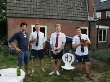 Enschedees studentenhuis zoekt kippenkenners