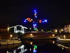 Derde Lichtfestival rond de kerstdagen in Heusden