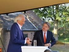 Hertog Jan voor René Bastiaanse bij afscheid BHIC