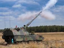 Militairen leggen 'Eed of Belofte'  af op legerplaats bij Oldebroek