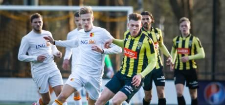 Trainer Jong Vitesse 'doodziek', maar Jong De Graafschap nog zieker
