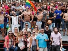 Amsterdam Pride 2018: Fetisj op Beursplein en meer