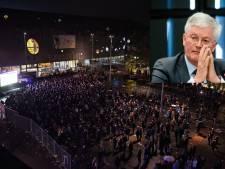 Grote verontwaardiging over Tilburgse burgemeester na fanplein voor supporters Willem II: 'Niet te bevatten dit'