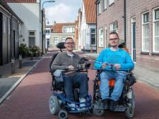 Broers Beurkens uit Scherpenisse halen genoeg geld op voor nieuwe sportrolstoelen
