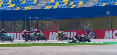 Meuffels racet in 2020 WK Supersport op Kawasaki