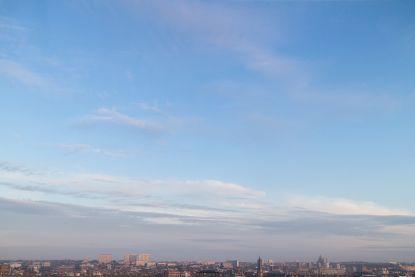 Aftellen tot de zon erdoor komt: vandaag nog bewolkt, maar morgen stralende dag