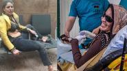 """Stewardess iconisch beeld aanslagen naar huis: """"Die foto heeft mijn leven gered"""""""