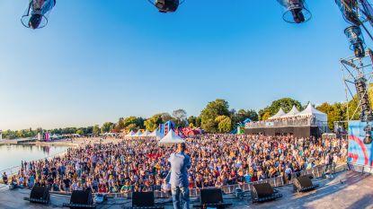 The Big Bounce Festival komt weer naar De Ster: twee dagen optredens én springen op 60 opgeblazen attracties