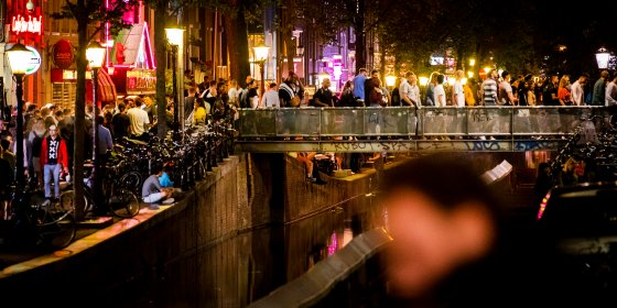 Naam 'Red Light District' verdwijnt op de Wallen