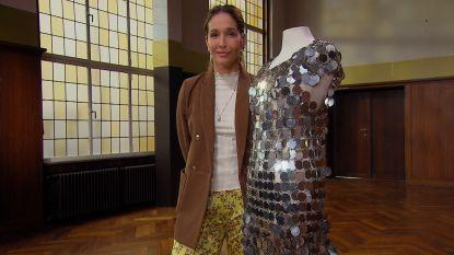 VIDEO. Tiany Kiriloff verkoopt een jurk van Audrey Hepburn