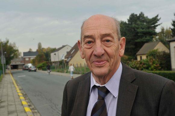 Burgemeester Edward De Wit wil er nog een legislatuur bijdoen.