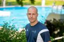 Moreno Morais, beheerder van zwembad Klarenbeek.