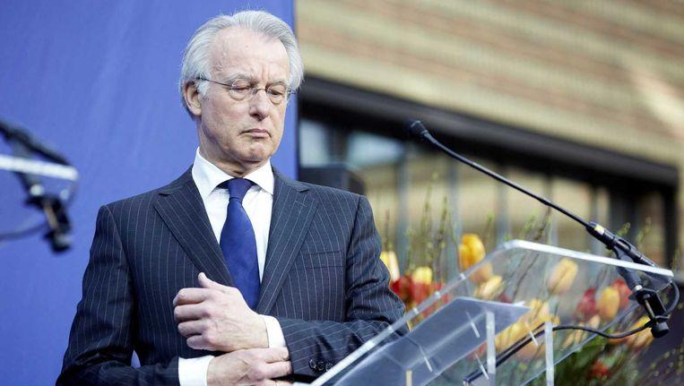 Burgemeester Jozias van Aartsen Beeld anp