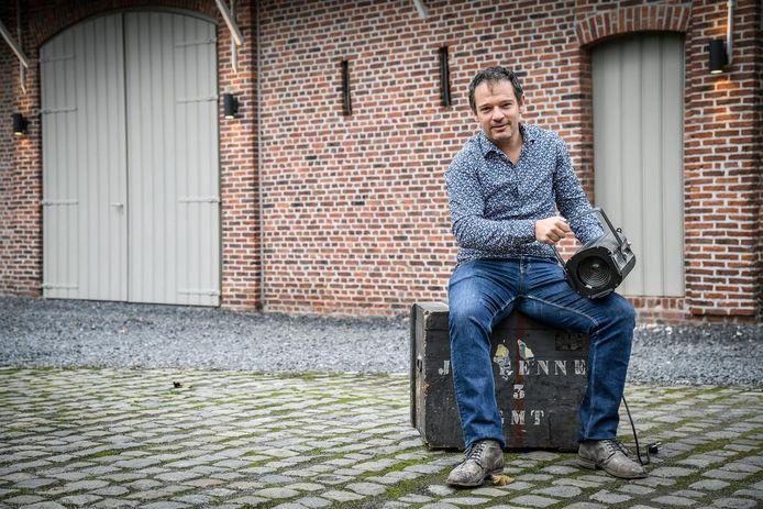 Frank Van Erum voelt zich wel thuis bij Open Vld
