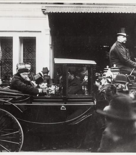 Vandaag 118 jaar geleden: de Triomftocht van Paul Kruger