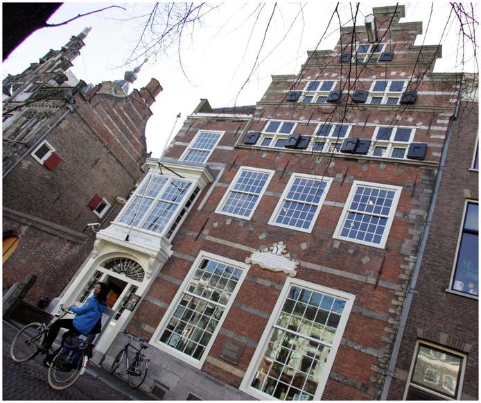 Het stadsarchief in Delft