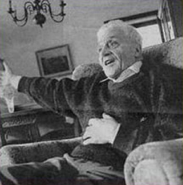 'Nonkel' Wim Savenberg, stichter van Het Kinderuur in Sint-Genesius-Rode, overleed in 2007.
