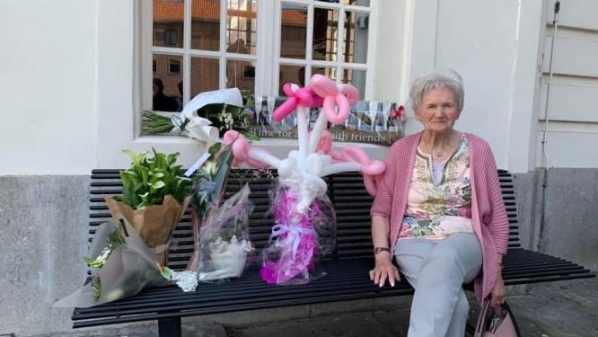 """Eliane net voor 87ste verjaardag overleden aan het coronavirus: """"Iedereen zal je missen, wees hierboven de mooiste ster"""""""