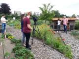Jeugd op pad voor duurzamer Oss: 'Een vegetatiedak, dat is super duurzaam'