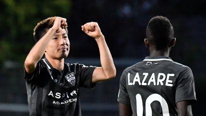 Sterke eerste helft Waasland-Beveren krijgt geen vervolg: 1-1 tegen Eupen