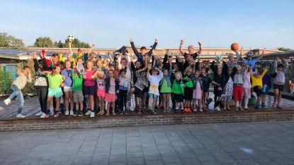 De Trampoline brengt de sportclubs naar school