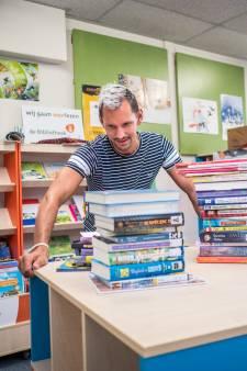 In één week drie schoolbibliotheken erbij