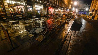 """Op stap in Brussel, waar het licht voortaan al om 23 uur uitgaat: """"Dit zorgt alleen voor nóg meer afterparty's bij de mensen thuis"""""""