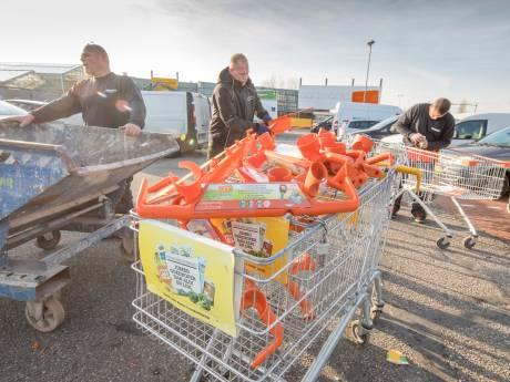 Oranje verdwijnt, geel verschijnt: dag Agrimarkt, hallo Jumbo!