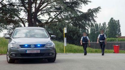 Sportdag in legerthema op school in Wetteren leidt tot groots terreuralarm