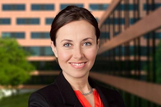 Marieke Blom, hoofd econoom bij ING