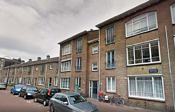 Torenstraat in Dordrecht.
