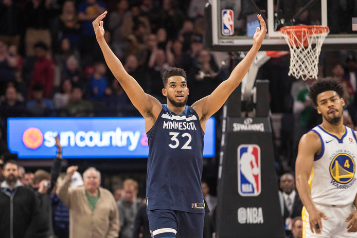 Karl-Anthony Towns.