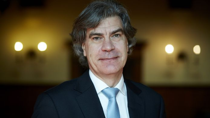 PVV-lijsttrekker Marcel de Graaff.