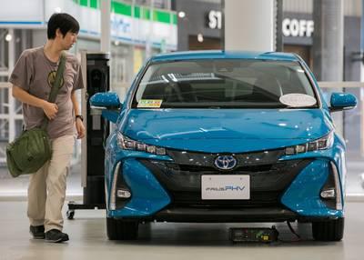 Toyota nieuws