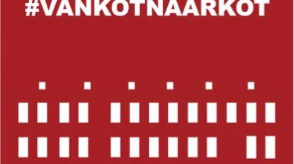 """Kunstenroute """"Van Kot naar Kot"""" langs de huizen van leerlingen van Tekenacademie vervangt gezamenlijke expo in Oudenaarde"""