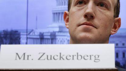 """""""Facebook-storm waait wel over"""", verwacht prof"""